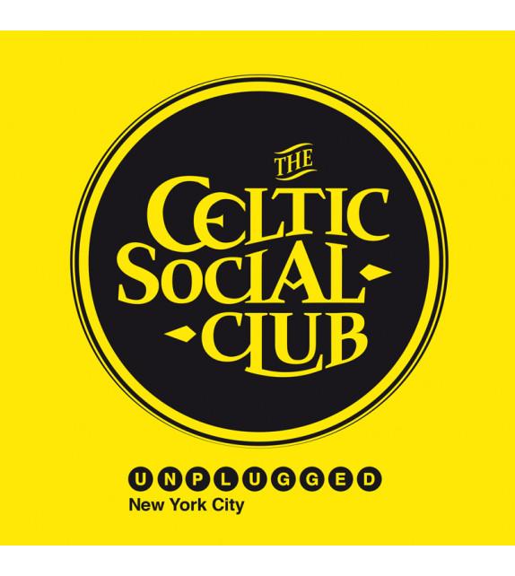 CD THE CELTIC SOCIAL CLUB - Unplugged New-York City