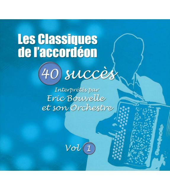 CD LES CLASSIQUES DE L'ACCORDEON Vol.1