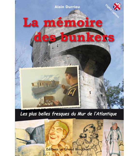 LA MÉMOIRE DES BUNKERS - Les plus belles fresques du Mur de l'Atlantique