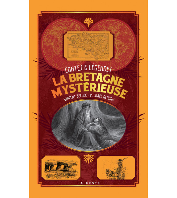 LA BRETAGNE MYSTÉRIEUSE - Contes & Légendes