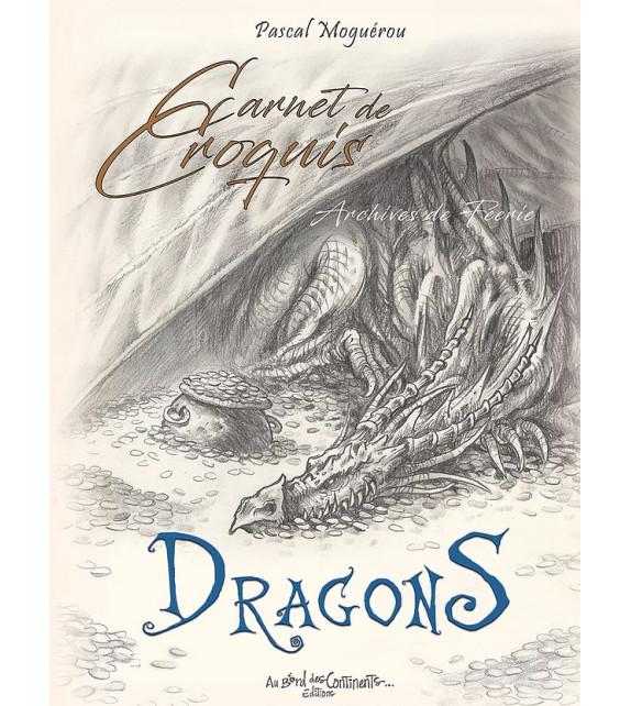 CARNETS DE CROQUIS DE DRAGONS