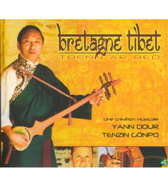CD YANN DOUR - BRETAGNE TIBET