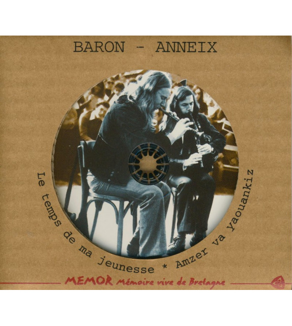 CD BARON ANNEIX, le temps de ma jeunesse, Amzer ma yaouankiz