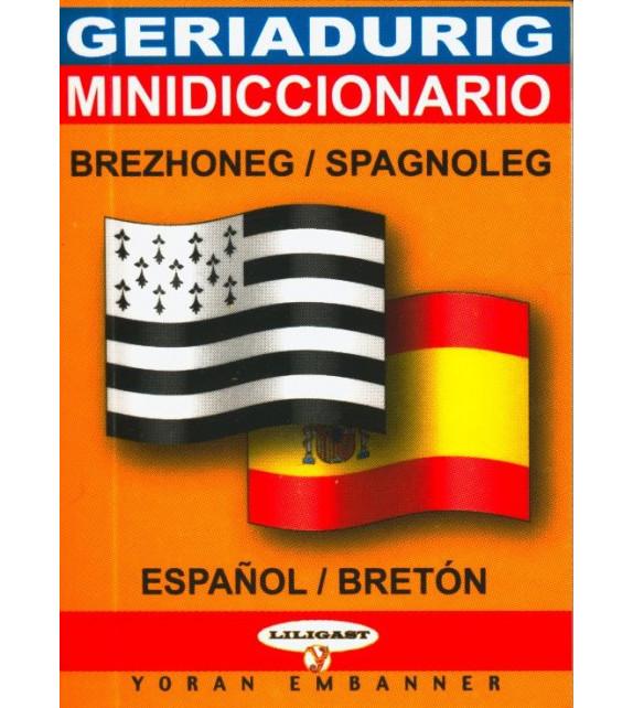 MINI DICO BRETON ESPAGNOL