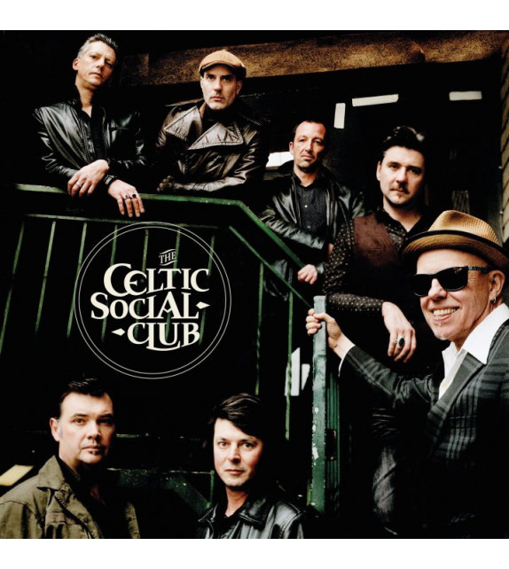 CD THE CELTIC SOCIAL CLUB - A New Kind Of Freedom