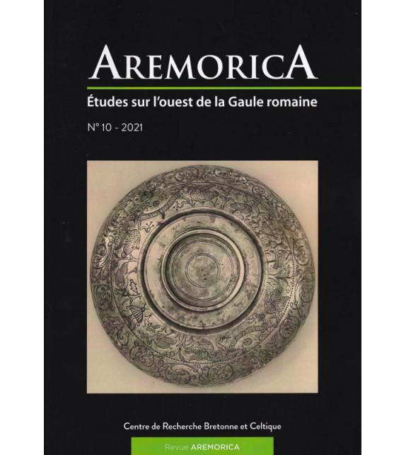 AREMORICA Tome 10 - Études sur l'ouest de la Gaule romaine
