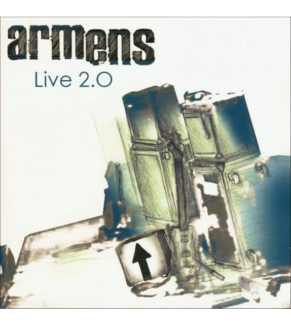 CD ARMENS - Live 2.0