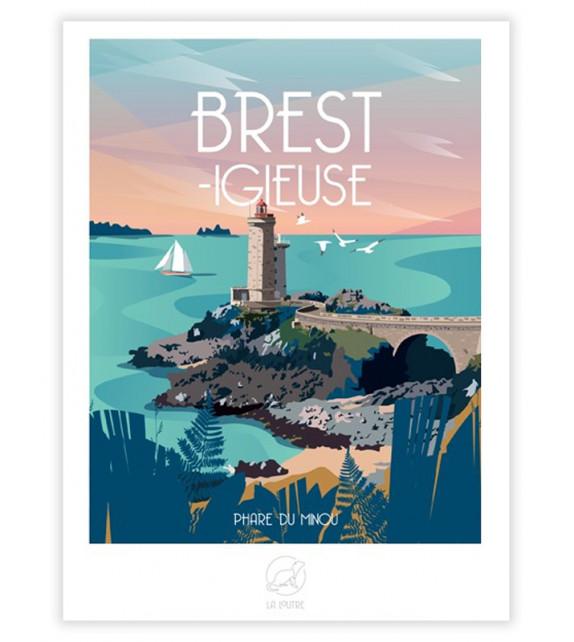 AFFICHE Brest