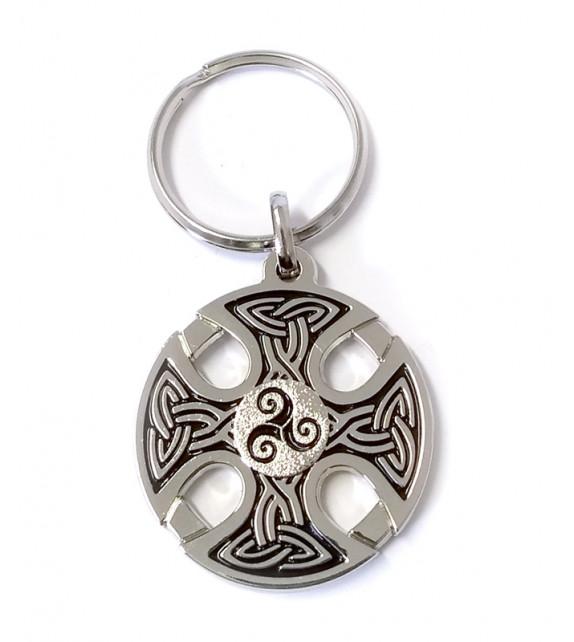 PORTE-CLÉS Croix Celtique