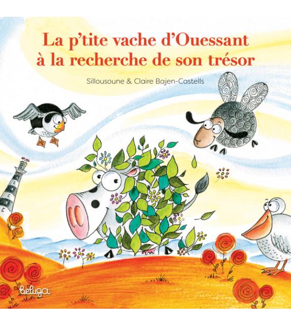 LA P'TITE VACHE D'OUESSANT À LA RECHERCHE DE SON TRÉSOR