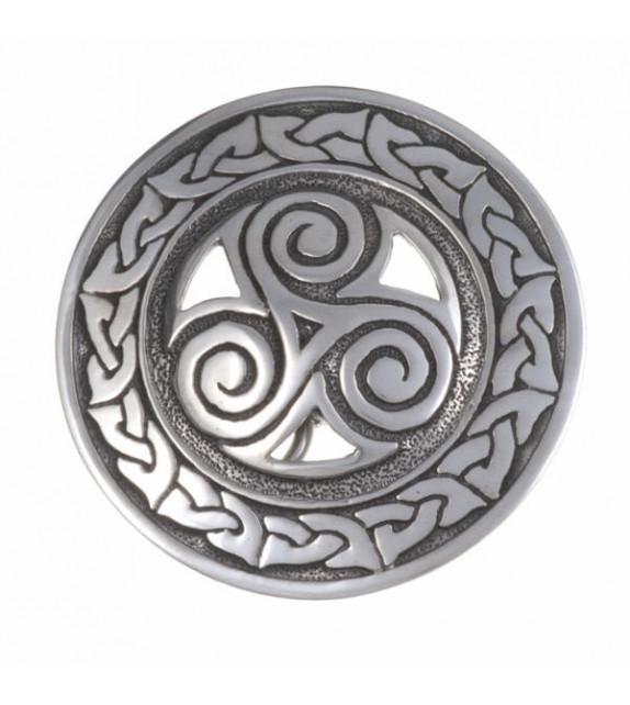 BOUCLE DE CEINTURE Entrelacs Celtiques