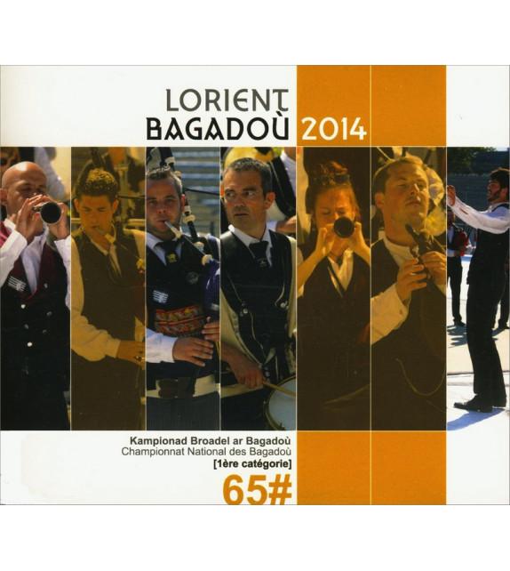 CD-DVD CHAMPIONNAT DES BAGADOU LORIENT 2014