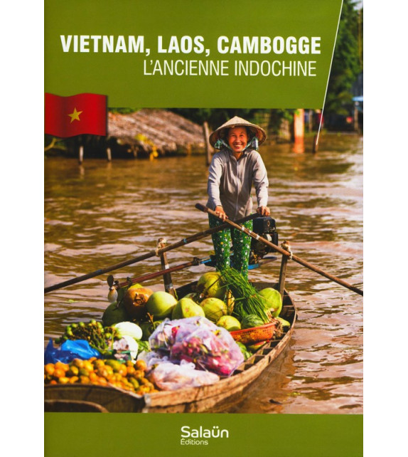 DVD VIETNAM, LAOS, CAMBODGE, l'ancienne INDOCHINE