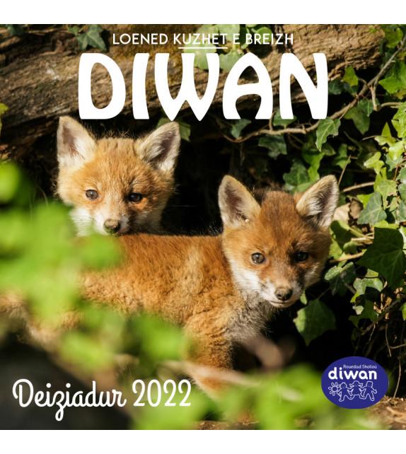 DEIZIADUR / CALENDRIER DIWAN 2022