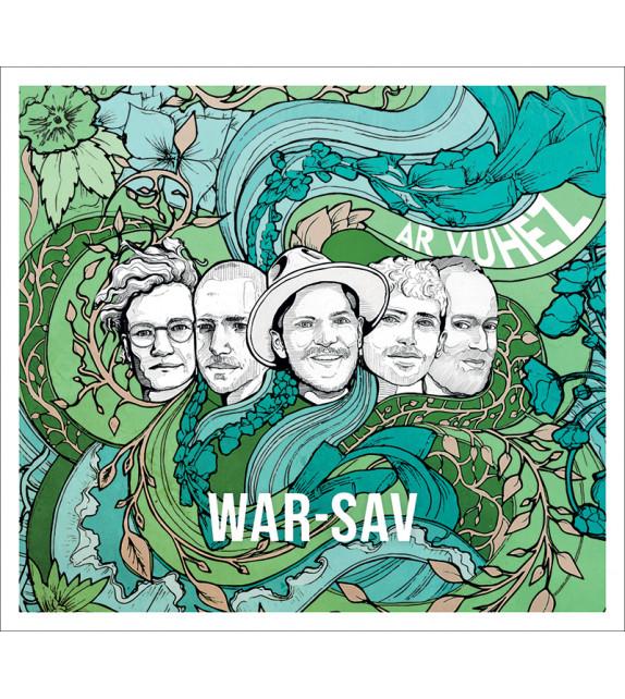 CD WAR-SAV - Ar vuhez