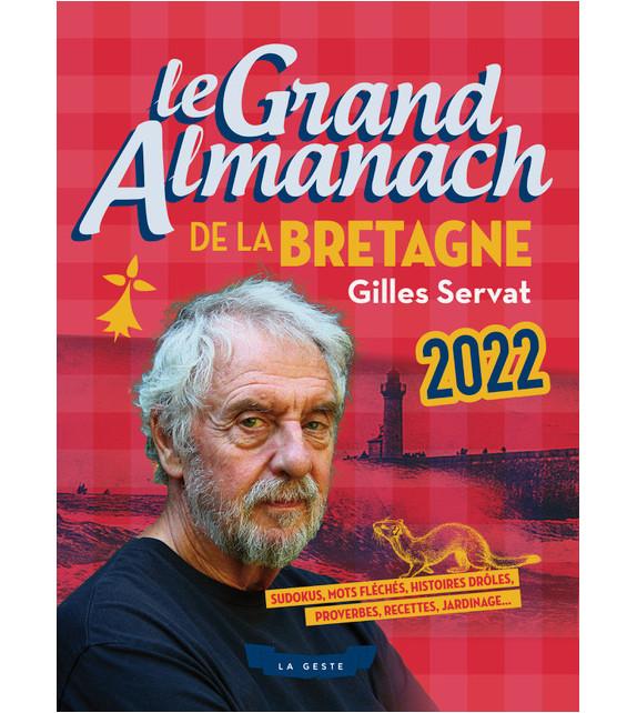 LE GRAND ALMANACH DE LA BRETAGNE 2022
