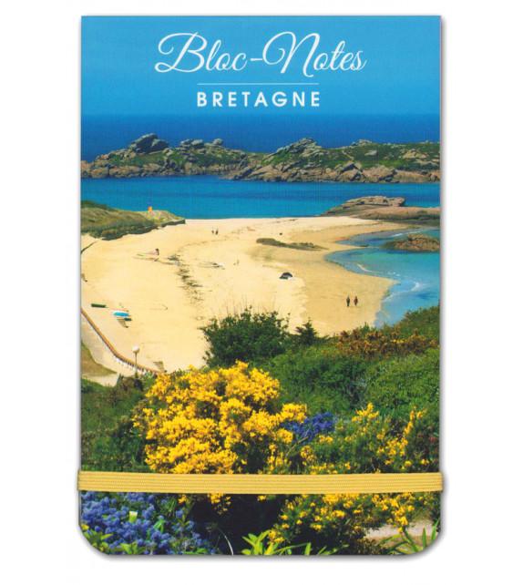 BLOC-NOTES - Plage de Bretagne