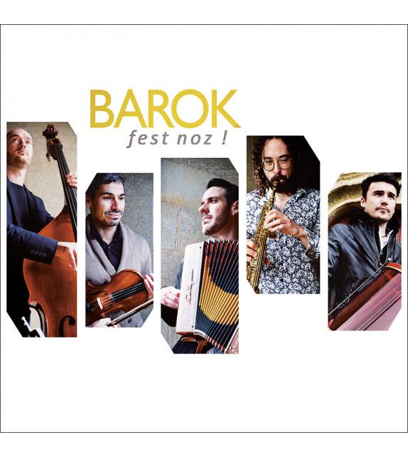 CD BAROK - Fest noz !