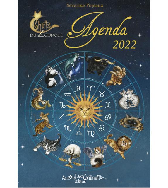 AGENDA 2022 - CHATS DU ZODIAQUE