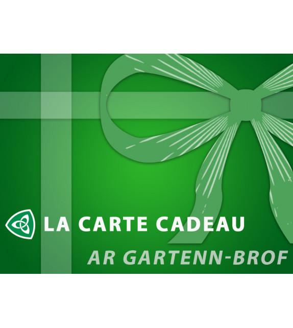 La carte cadeau - Coop-Breizh.fr