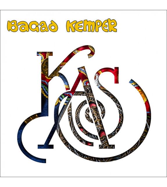 CD BAGAD KEMPER & INVITÉS - Kas
