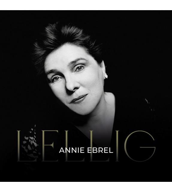 CD ANNIE EBREL - Lellig