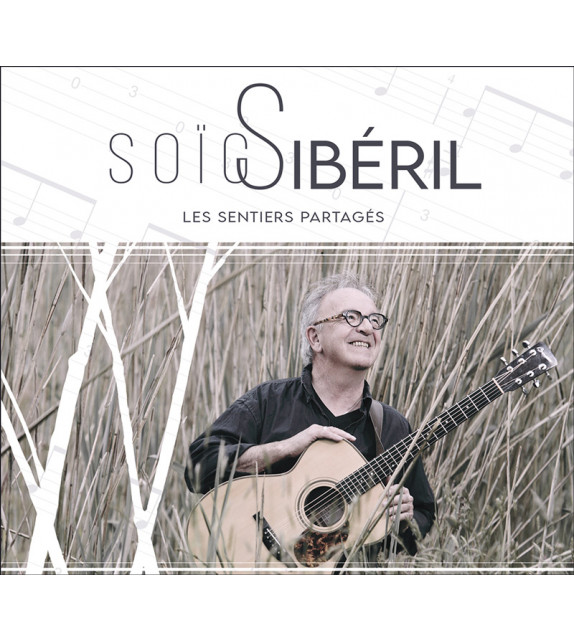 CD SOÏG SIBÉRIL, Jean-Félix Lalanne & invités - Les Sentiers partagés