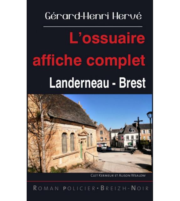 L'OSSUAIRE AFFICHE COMPLET LANDERNEAU - BREST