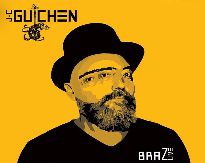 CD JEAN-CHARLES GUICHEN - Braz Live